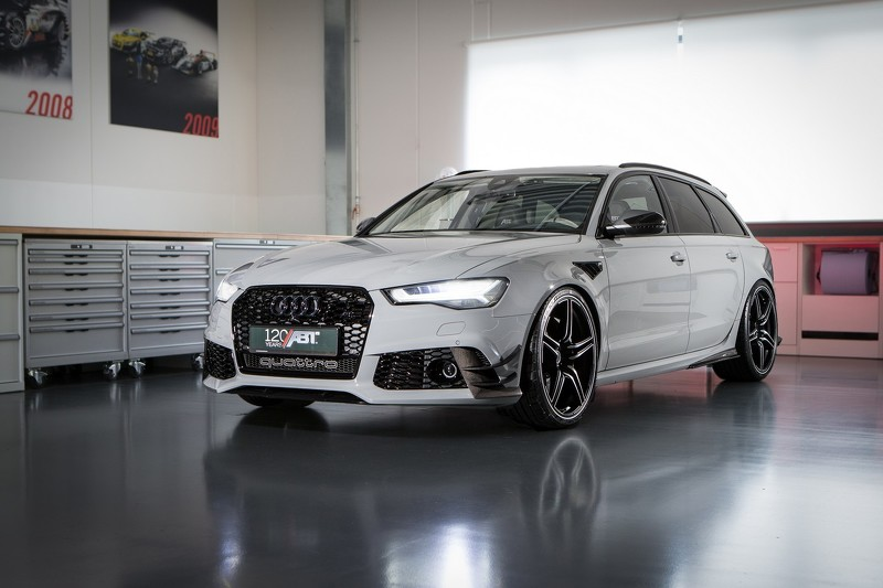 Audi RS6 Avant con 735cv y 920nm by ABT