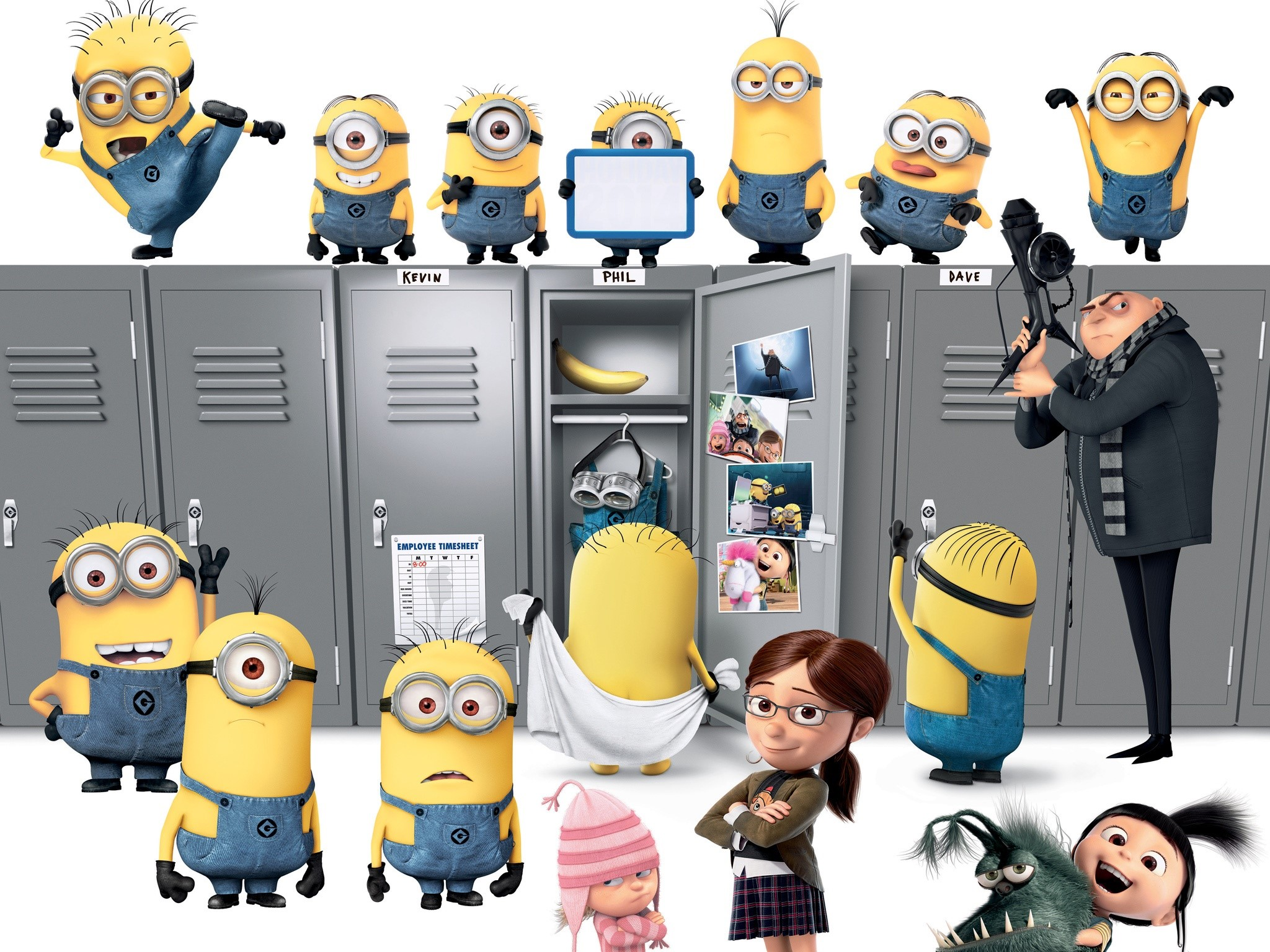 Peliculas minions affordable minions la pelcula awesome for Espectaculo gru y sus minions